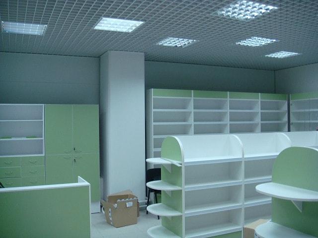 аптеки производственными знакомства с помещениями